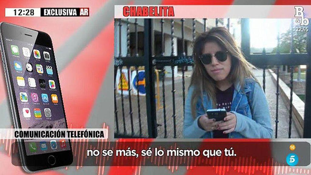 """Chabelita, sobre la infidelidad de Alejandro: """"Estoy a la espera a ver qué dicen"""""""