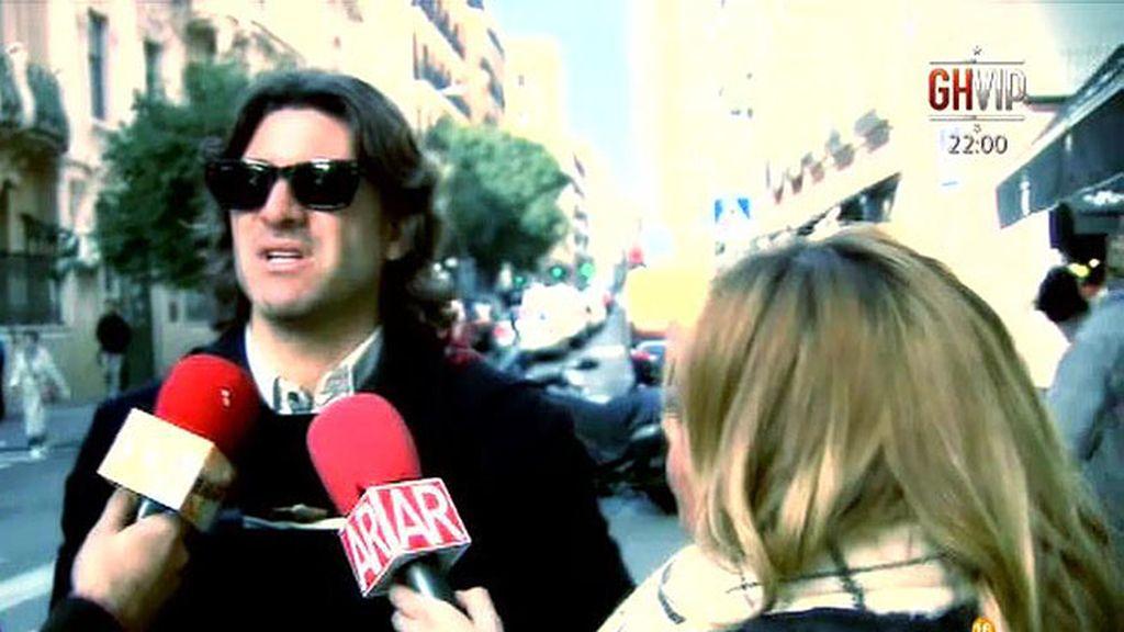 Toño Sanchís y su mujer están atravesando una crisis, según Antonio Rossi