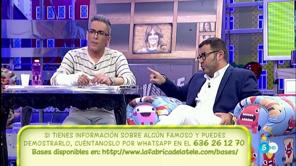 """Kiko Hernández: """"Me juran que los abogados de Toño Sanchís jamás se han puesto contacto con los de Belén Esteban"""""""