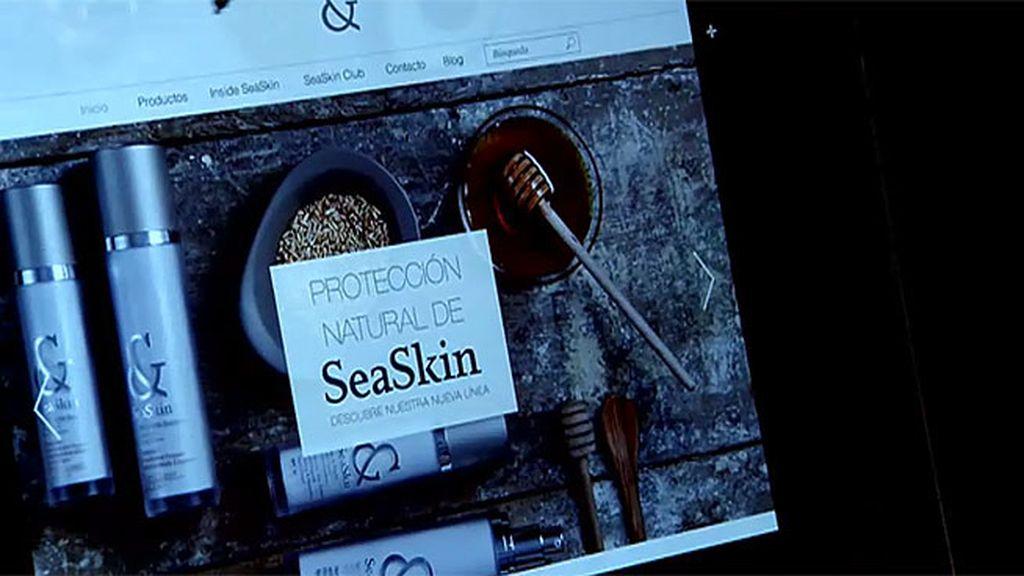 'Sea Skin' cambia de imagen su web gracias a Eduardo Fierro