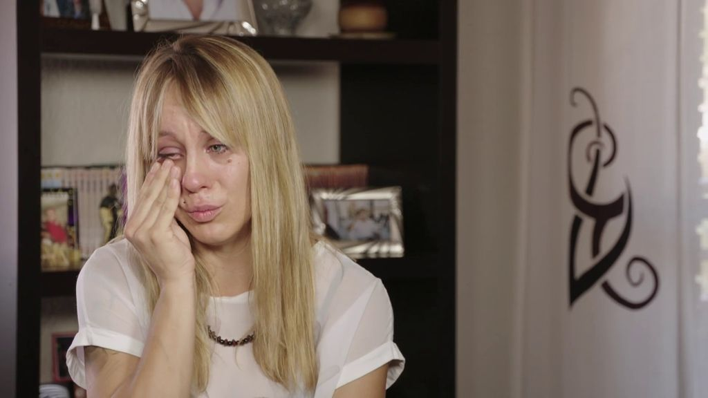 """Mónica: """"He llorado mucho por él, yo no sé si va a cambiar"""""""