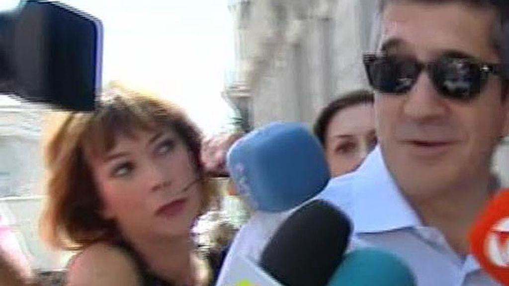 """Patxi López: """"No creo que haya sorpresas porque no ha habido ningún cambio"""""""