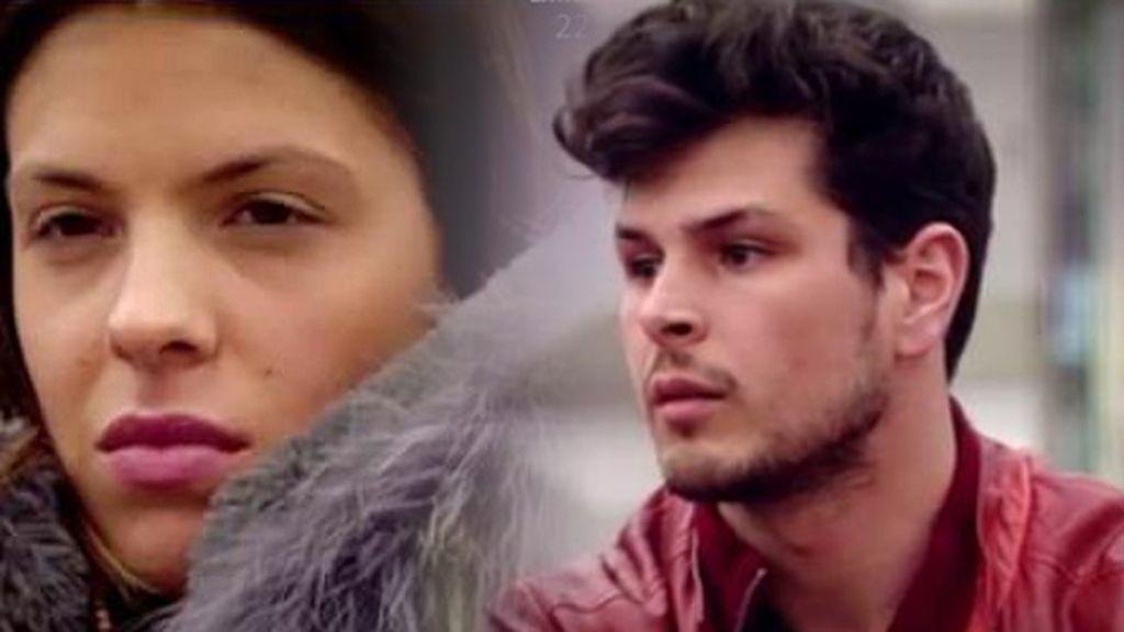 ¿Qué motivó el desencuentro de Laura y Alejandro en 'Gran Hermano VIP'?