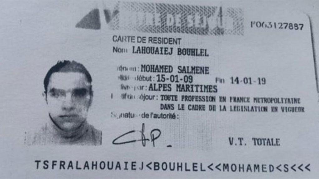 ¿Quién era el hombre que conducía el camión que mató a 84 personas en Niza?
