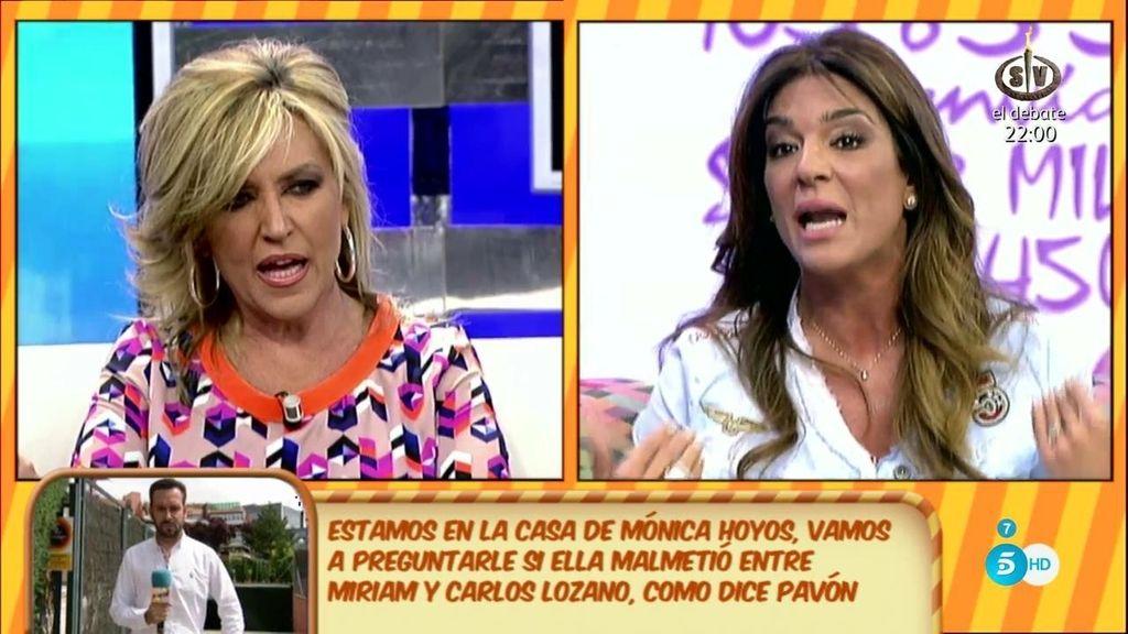 """Raquel Bollo, a Lydia Lozano: """"¡Que te calles, maleducada!"""""""