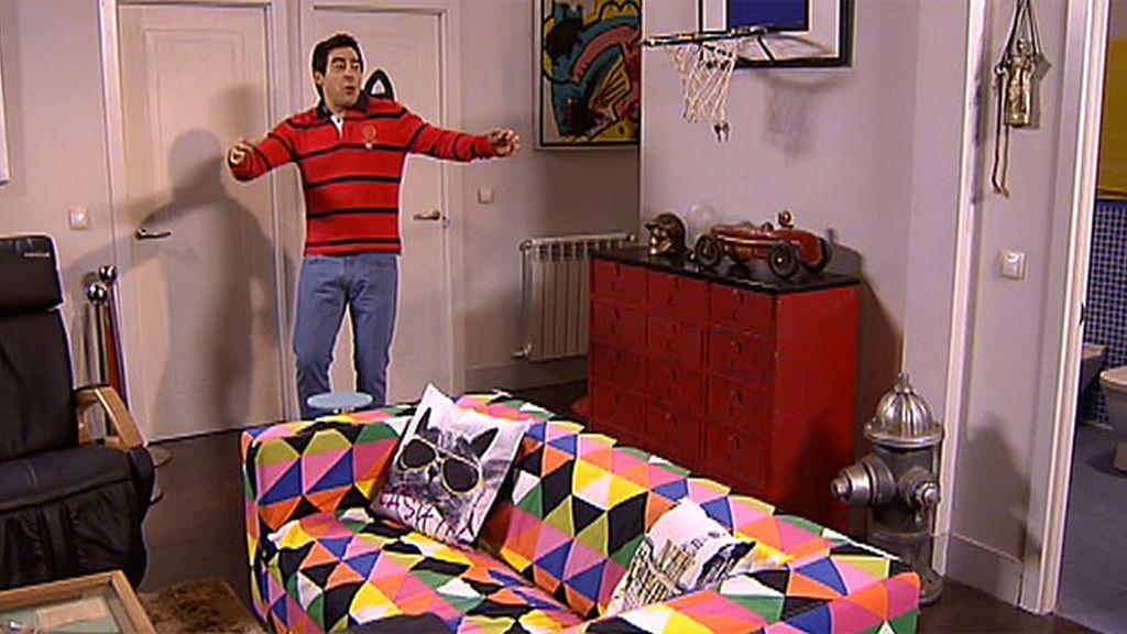 "Amador: ""Olé, olé... Villa Borderline pa' mí"""