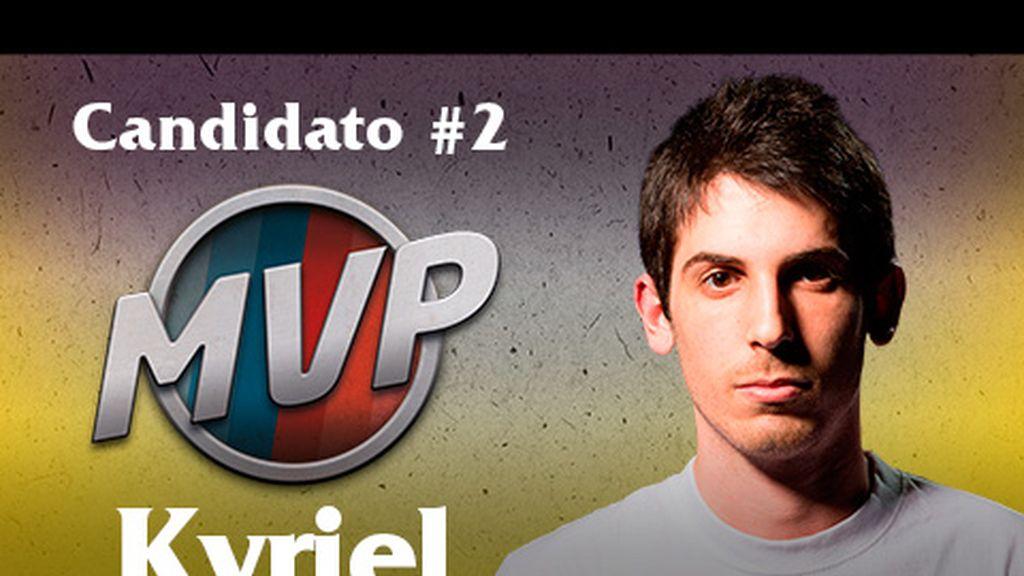 Kyrïel para MVP (Jornada 11)
