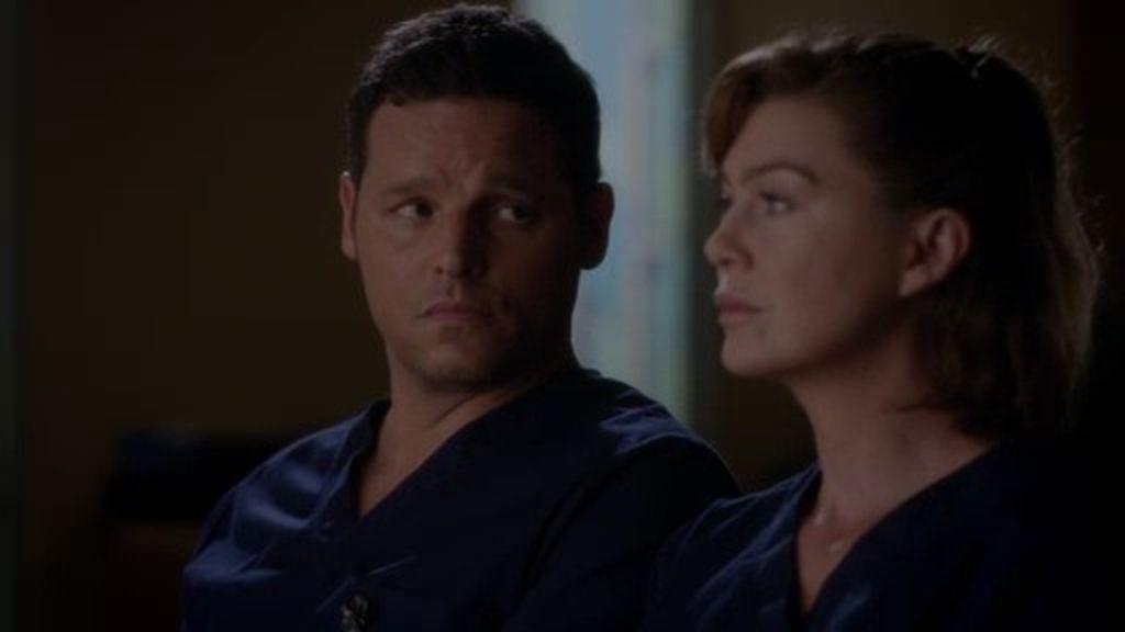 Karev, el mejor confidente para Meredith