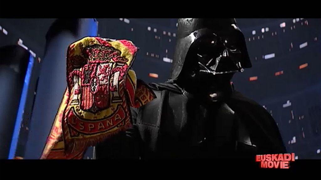 Darth Vader confiesa a Luke que es español