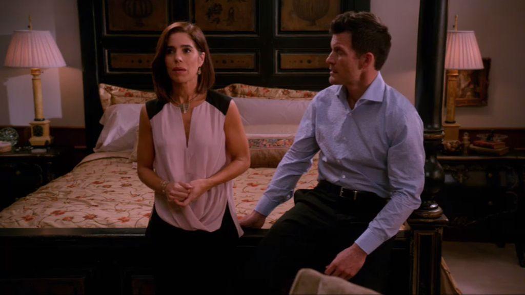 Nicholas y Marisol hablan sobre la relación entre Opal y Dahlia