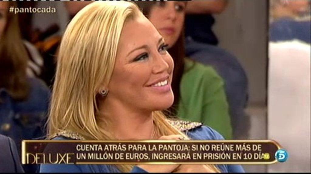 """Belén Esteban: """"Es cierto que Anabel me ha pedido 200 mil euros para su tía Isabel"""""""