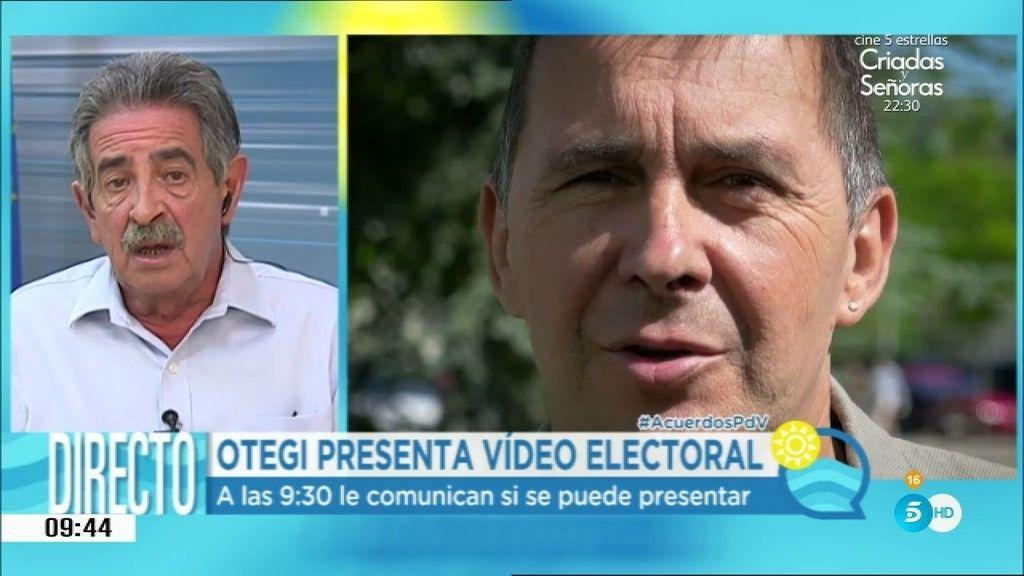 """Revilla, sobre el País Vasco: """"Tenemos que tender puentes para la concordia"""""""