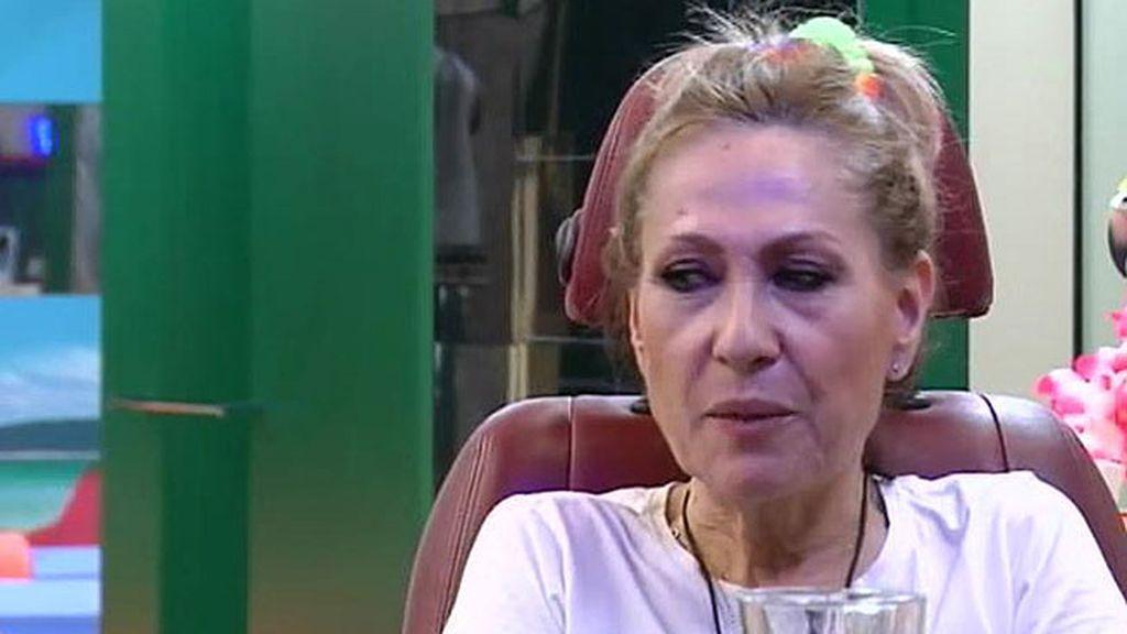 """Amador, sobre la 'manuelita' de Rosa: """"En tanto viaje, algún 'calentoncillo' se tiene"""""""