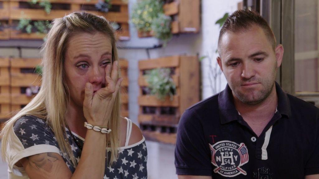 Mónica y Daniel, decididos a continuar juntos