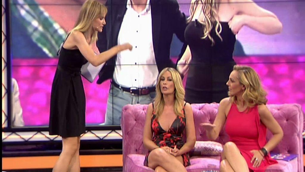 """Alba Carrillo pierde los nervios con Olvido: """"No eres un ejemplo para las mujeres"""""""