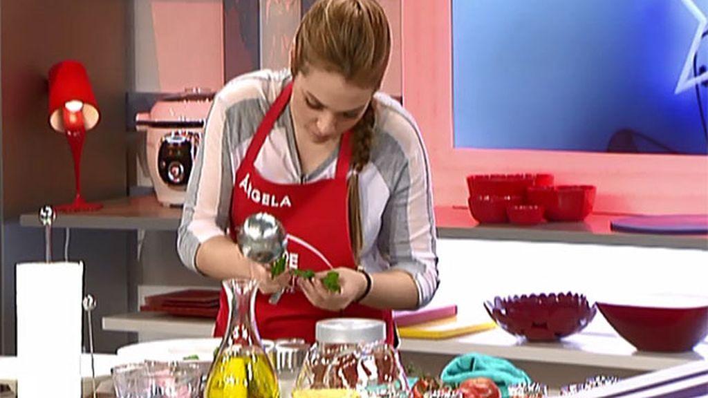 La receta de Ana: cazuelita de fideos con pescado a la malagueña