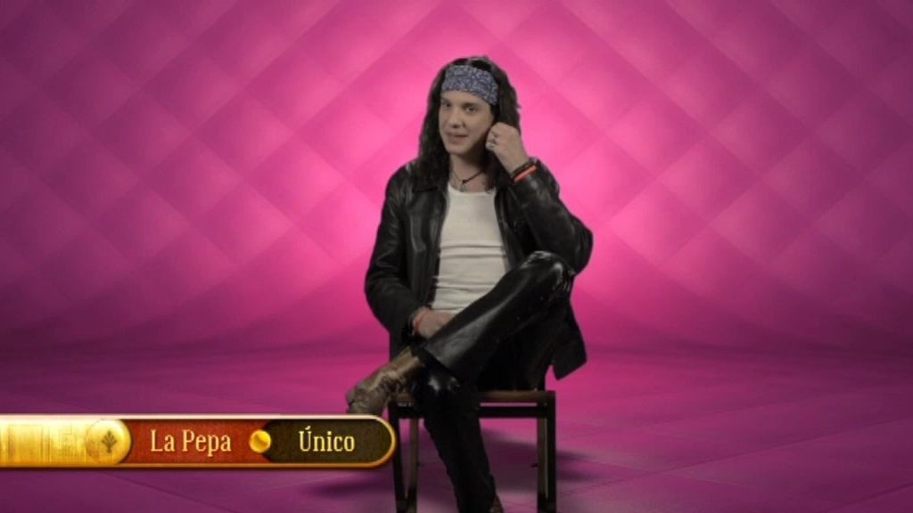 "Jose 'La Pepa': ""Me llaman 'La Pepa' y yo ya nací siendo heavy"""