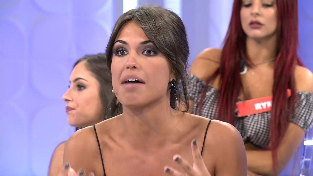 """Sofía, a Melissa: """"Vas a tener que tragarte ver cómo Suso se va con otra"""""""