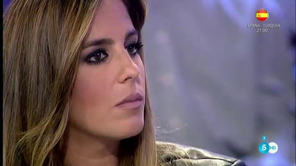 """A. Pantoja, de Chabelita y Alejandro: """"Me preocupa que vuelvan a la situación de antes"""""""