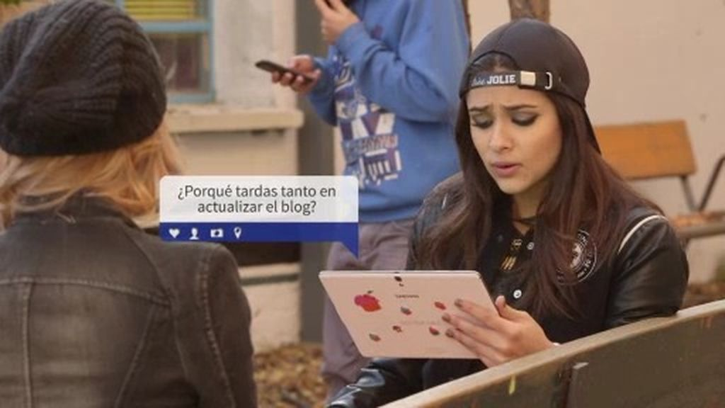 "Natalia, a Camila: ""Tú no eres la bloguera de moda, ¿verdad?"""