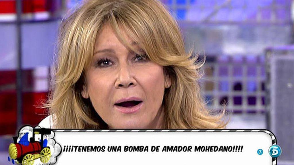 """Mila, sobre Amador Mohedano: """"Es una fría y cruel venganza hacia Rosa Benito"""""""