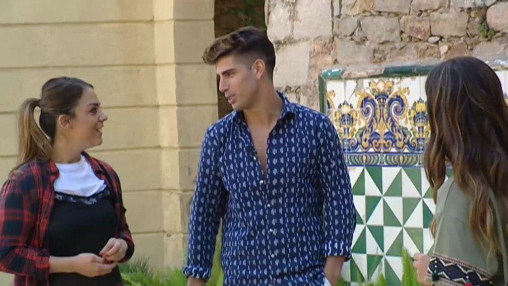 """Laura se enfada con Javier: """"Me ha parecido un poquito machista"""""""