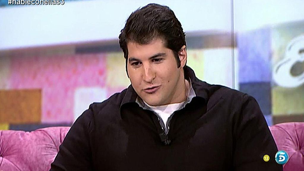 """Julián Contreras Jr: """"Soy serio porque ha sido muy duro lo que me ha tocado vivir"""""""