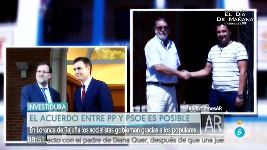 En Loranca de Tajuña exiten los milagros: Gobierna PSOE en coalición con el PP