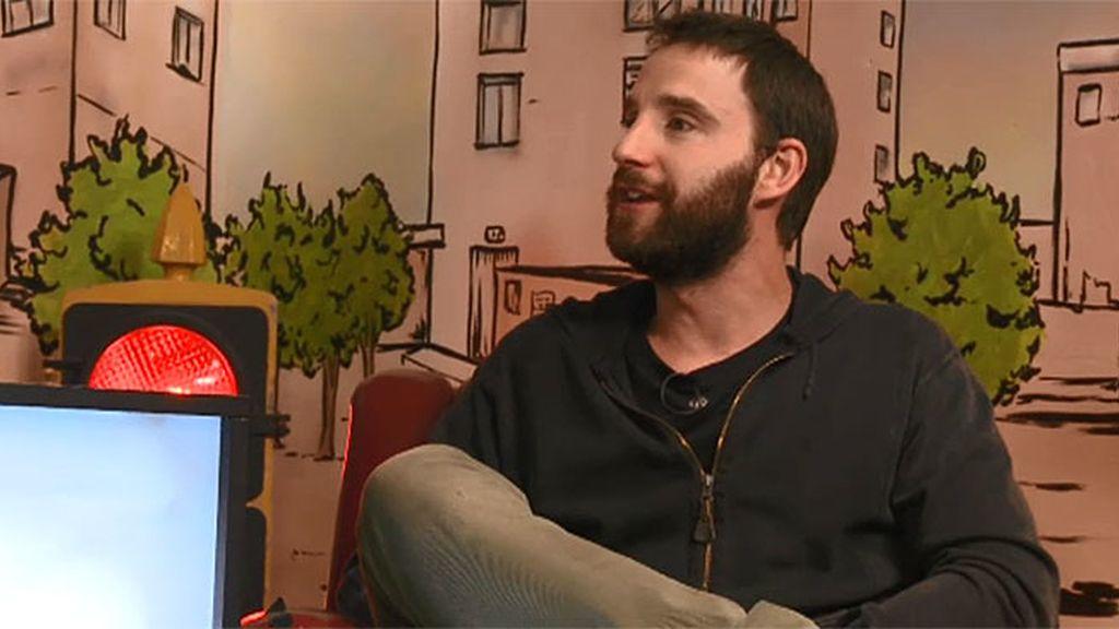 El Langui y sus preguntas comprometidas a Dani Rovira en 'Taraská TV'