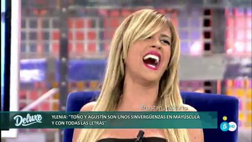 """Ylenia, sobre el socio de Toño: """"Le dijo a Belén si podía ser su representante"""""""