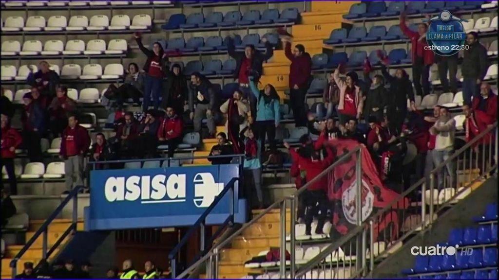 El Mirandés sigue soñando en Copa: ganó al Deportivo y ya está en cuartos