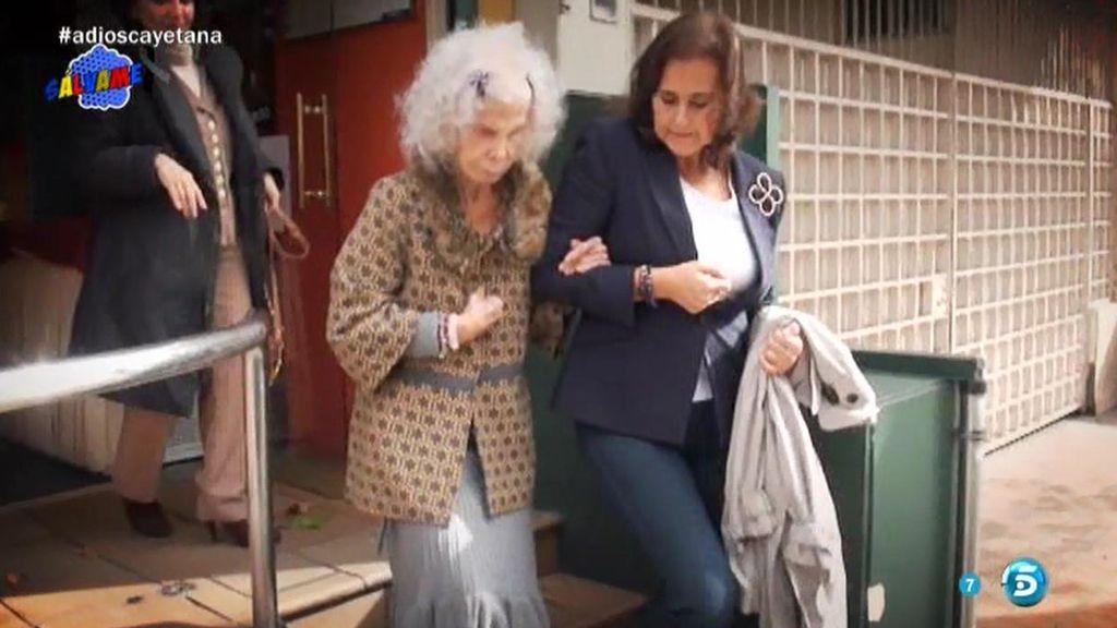 """La emotiva carta de Carmen Tello a la Duquesa, su """"amiga, confidente y apoyo"""""""