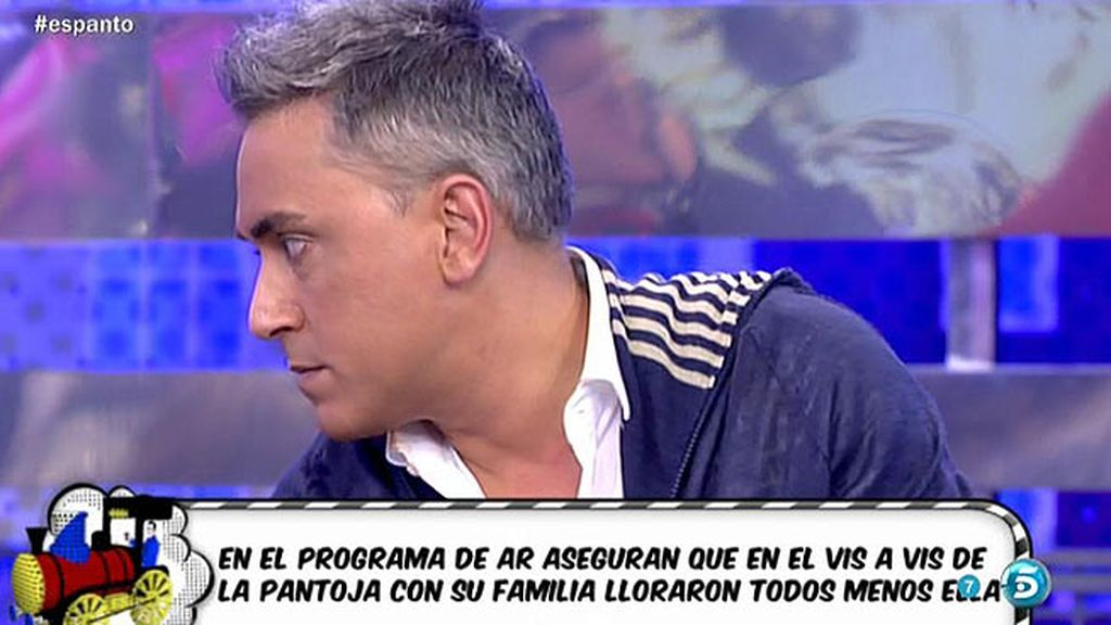 """Kiko Hernández: """"Chabelita ha alquilado un ático en Jerez con Alejandro"""""""