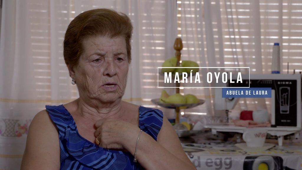 "Abuela de Laura: ""Andrés nunca me ha gustado para mi nieta"""