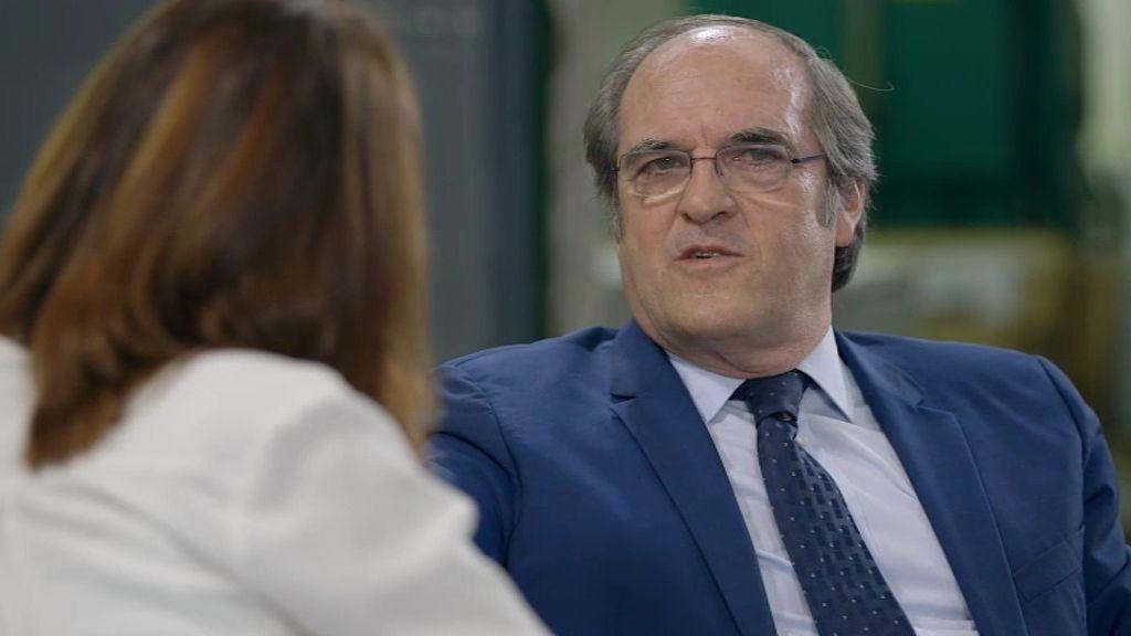 """Esto es lo que Ángel Gabilondo le diría a un parado madrileño: """"Nos hemos fijado en ti"""""""