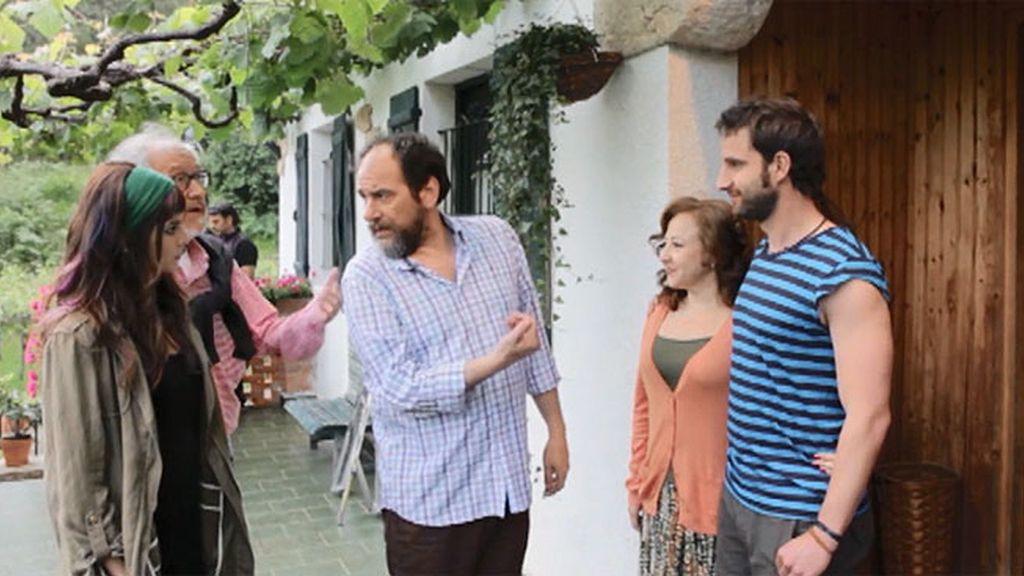 """Diego San José, guionista: """"Ocho apellidos vascos' es una película de personajes"""""""
