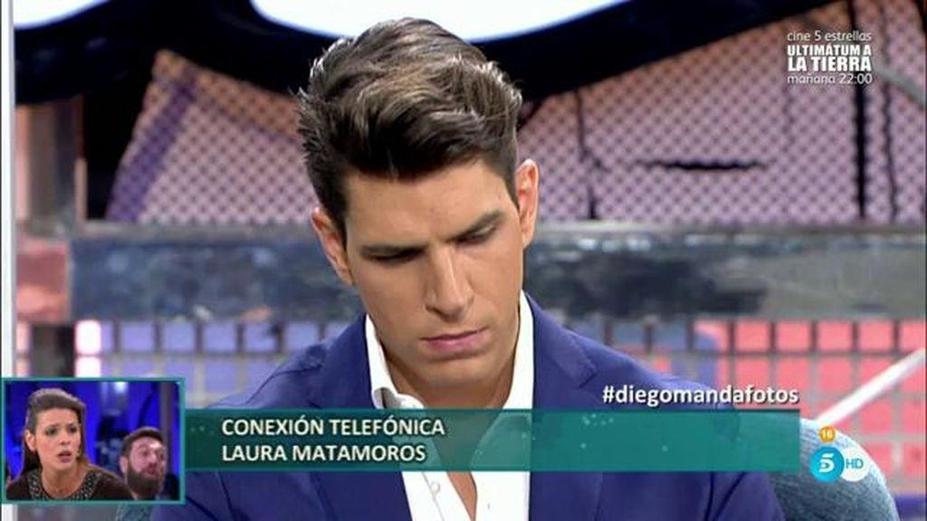 """Diego recibe el apoyo de su hermana Laura: """"Reitero lo que dice, confío 100% en él"""""""