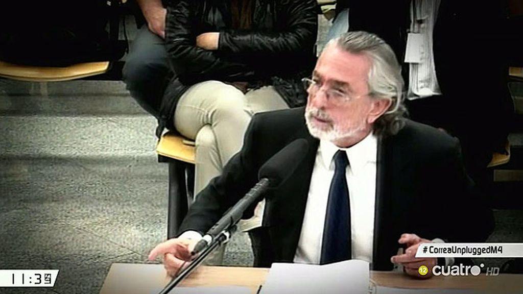 Álvarez Cascos, Ana Mato, Sepúlveda... Francisco Correa no deja títere con cabeza