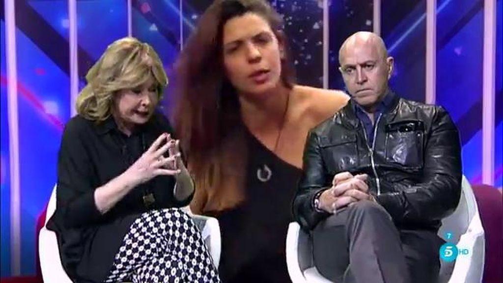 """Mila: """"Nunca he visto un momento televisivo más tierno que el de Laura con su padre"""""""