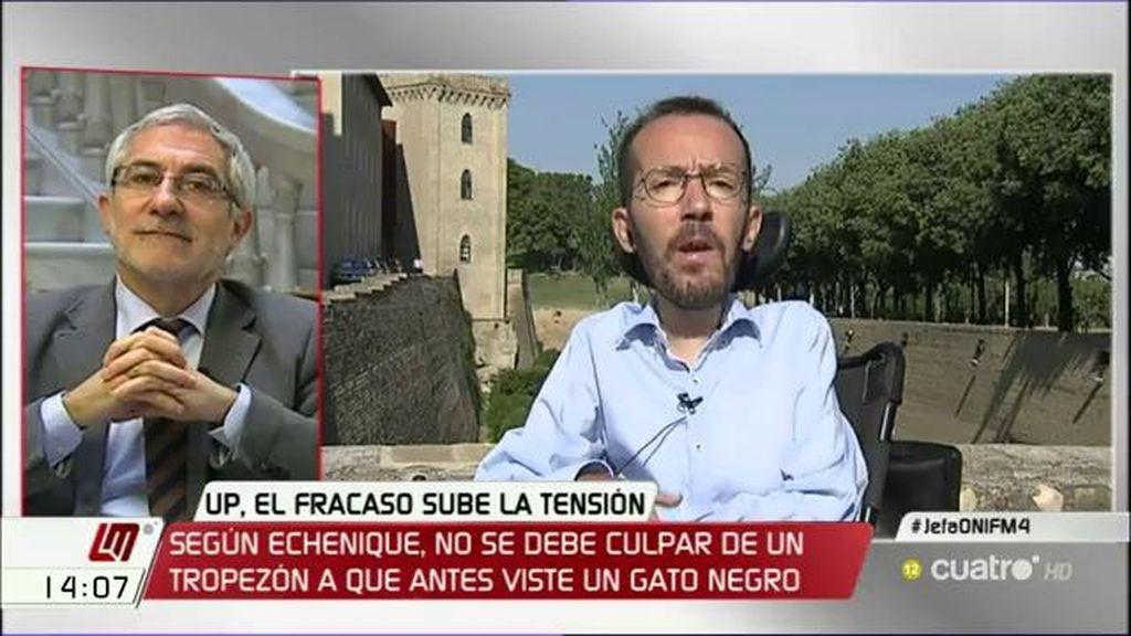 """Gaspar Llamazares: """"Ha primado la pelea de gallos en la izquierda sobre la voluntad común de sustituir al PP"""""""