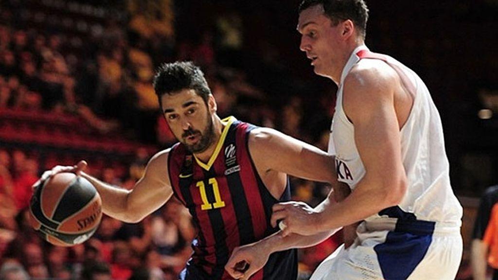 El Barcelona encuentra consuelo en el tercer puesto con una victoria ante el CSKA