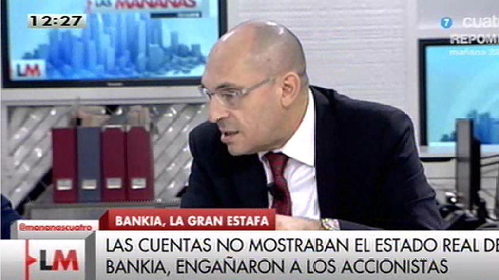 """Elpidio Silva: """"Lo que están haciendo es lavar culpas de cara a las municipales"""""""