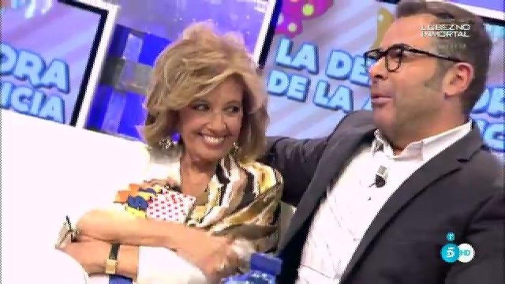 ¿Qué le ha regalado Edmundo Arrocet a María Teresa Campos por San Valentín?