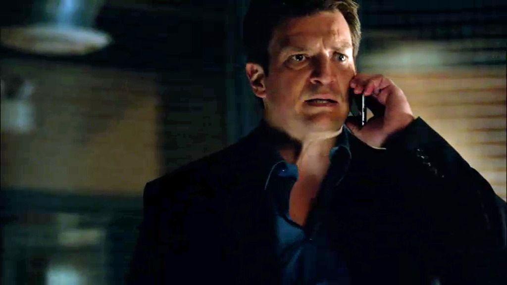 """Beckett, secuestrada, llama a Castle: """"Tienes que ayudarme, me van a…"""""""