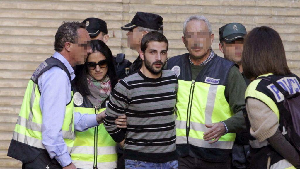 Imputan a Carcaño un delito contra la integridad moral