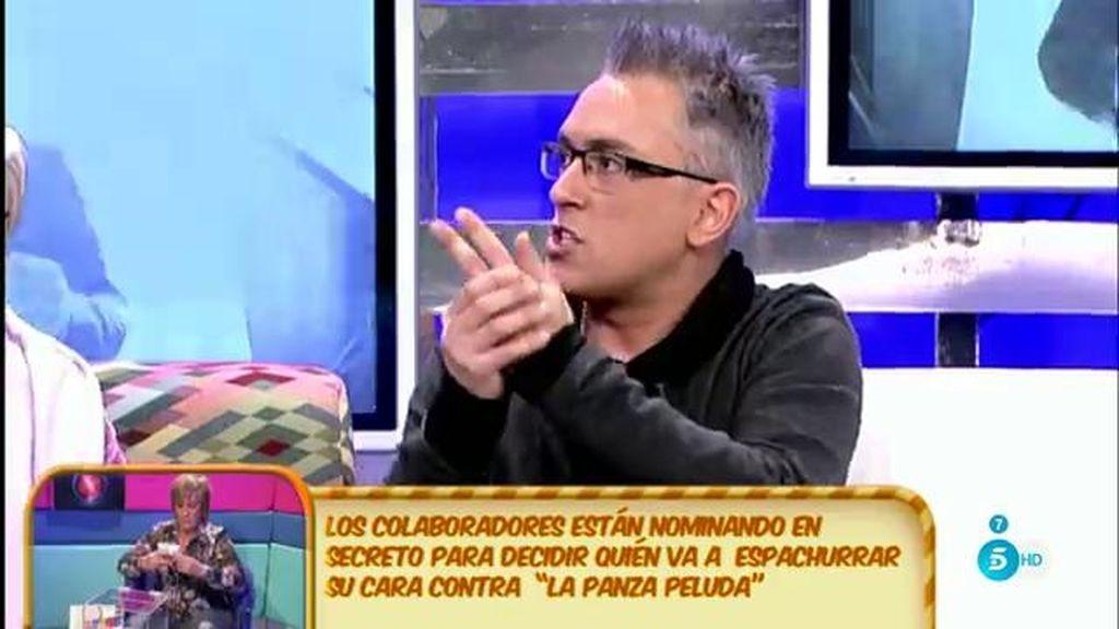 """Kiko H.: """"Alejandro no tiene nada con nadie porque quiere volver con la madre de su hijo"""""""