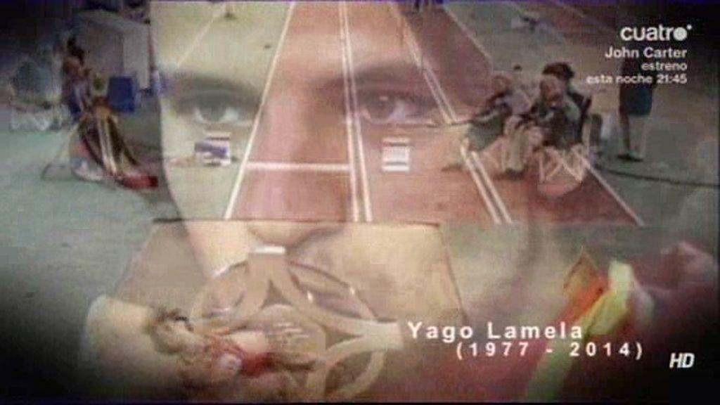 Yago Lamela, adiós al mejor atleta español de longitud de la historia