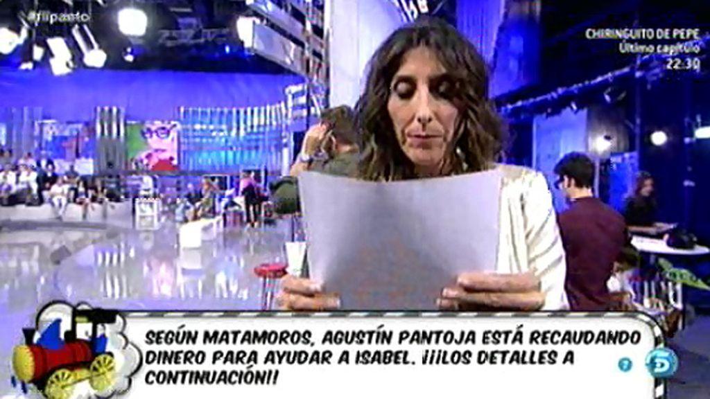 Miguel Poveda desmiente haber recibido una petición de Pantoja para prestarle dinero