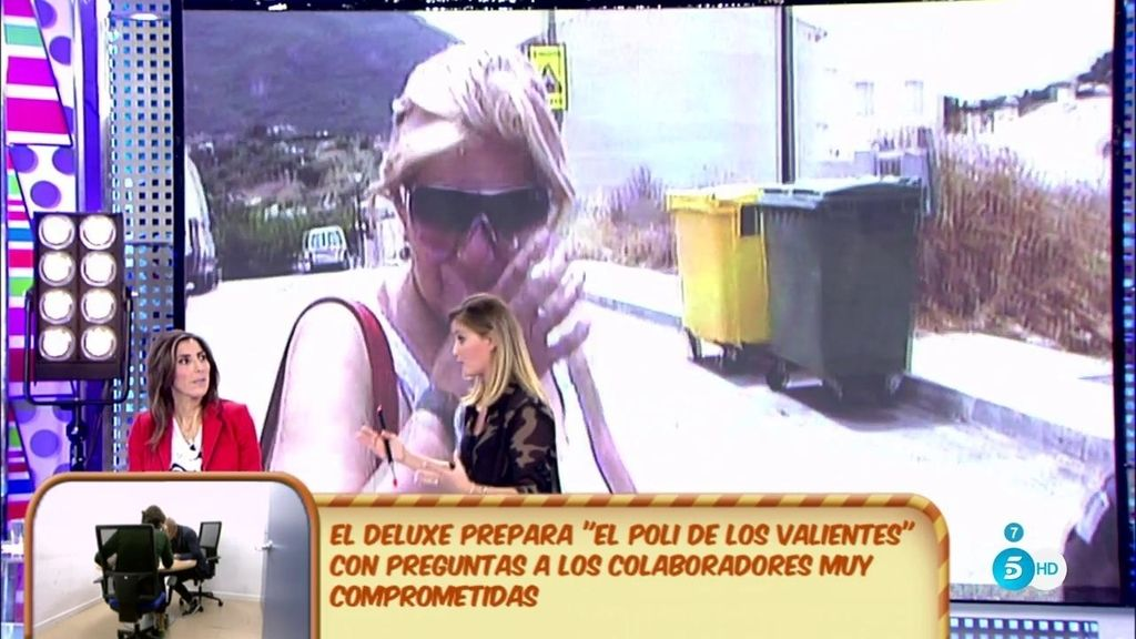 Cristina Soria analiza el comportamiento de Carmen Bazán