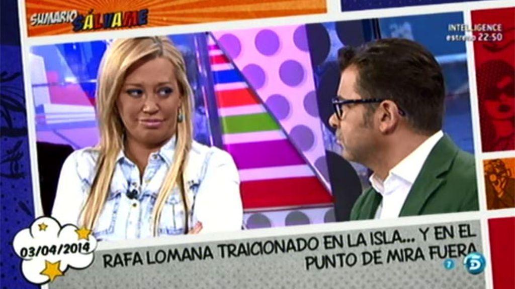 """Belén: """"Estoy harta, no soy quien debe 12.000 euros, sino quien los ha prestado"""""""